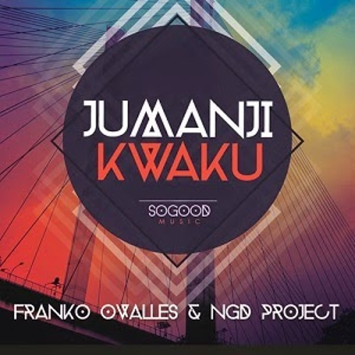 Franko Ovalles & NGD Project - Jumanji (Original Mix) [SO GOOD MUSIC] [OUT NOW]