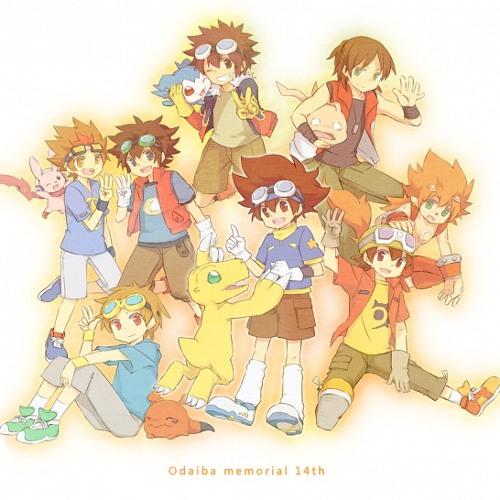 Digimon02 Ending fandub latino Brahian