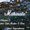 Marinate (feat. Cold Medina & Siren) prod. by originalvision