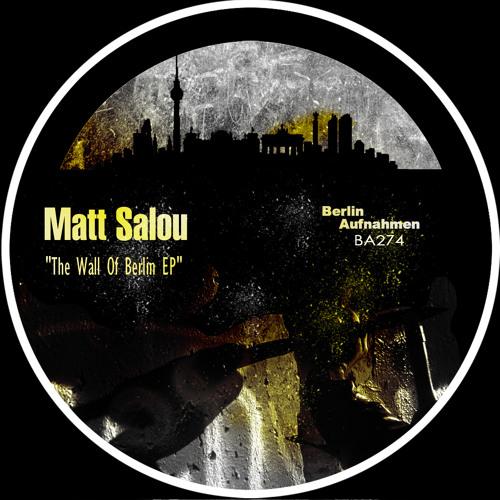 Matt Salou - 24 Voyages (original Mix ) {Berlin Aufnahmen}