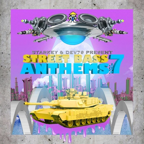 Attack (available now on Street Bass Anthems Vol. 7)