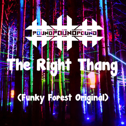 The Right Thang (Funky Forest Original)--- 110 - 128 Transition ---
