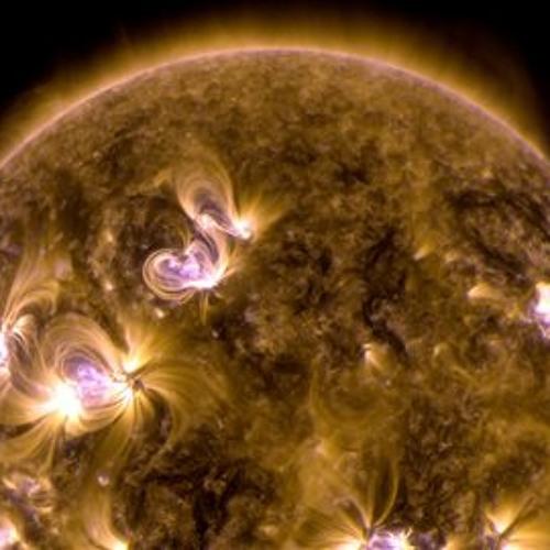 Les tempêtes solaires