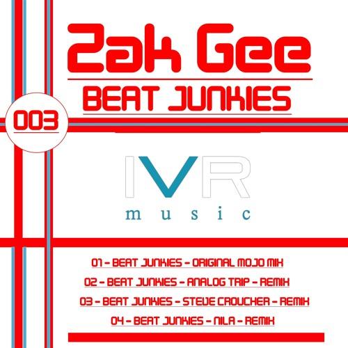 Zak Gee Beat Junkies IVR music