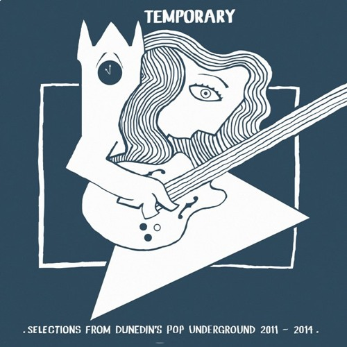 Kane Strang 'Winded' (from TEMPORARY compilation  LP)