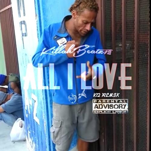 Amazing Homeless Singer | All I Love (Tribute Beat OFFICIAL) | @killahbeatz12