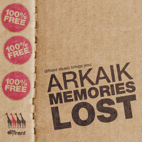 Arkaik - Memories Lost [Free Download]