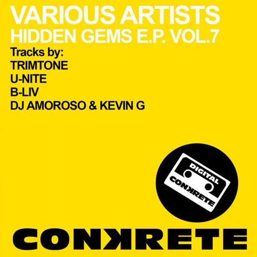DJ Amoroso, Kevin G - Luvin' (Original Mix) [Conkrete Digital]