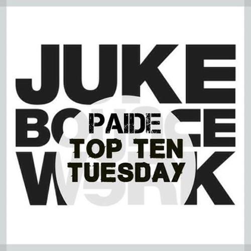 JBW Top Ten Tuesday Mix Week #38 feat. Paide [Polish Juke]