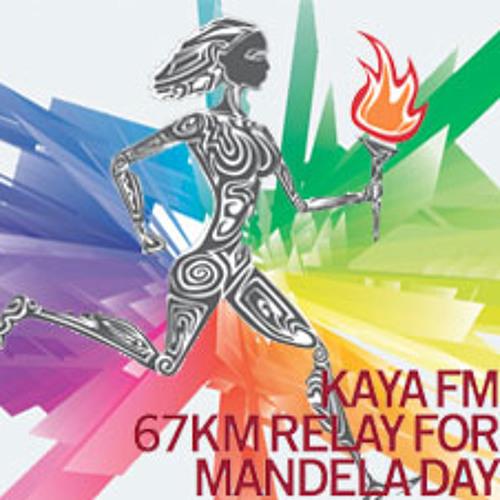 67 RELAY KAYA FM(SKHUMBA & JERRY MABENA)