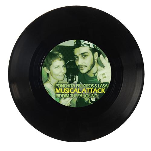Riddim Tuffa ft. Ponchita Peligros & Lasai - Musical Attack