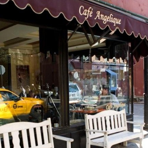Dr Van Lansberg - The Manhattan Sessions Part 4 (Coffee At Angelique's)