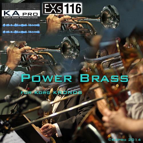 EXs116 Power Brass