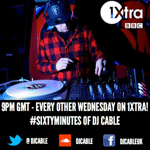 BBC 1Xtra #SixtyMinutes Mix 005