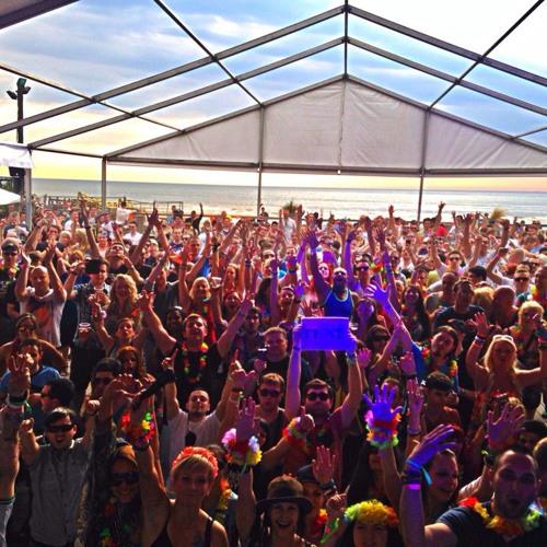 Jordan Suckley LIVE @ Luminosity Beach Festival, Holland (04.07.14)