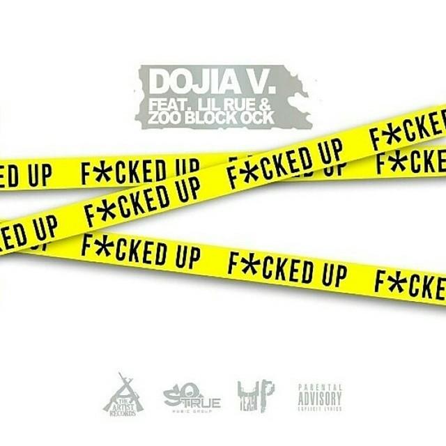 Dojia V ft. Lil Rue & Zoo Block Ock - Fucked Up [Thizzler.com]