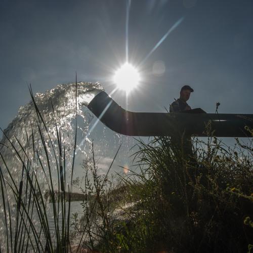 UC Davis drought economic impact forecast news conference 7-15-14