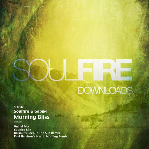Soulfire & GabiM - Morning Bliss (Blusoul's Deep In The Sun Remix) Soulfire Downloads