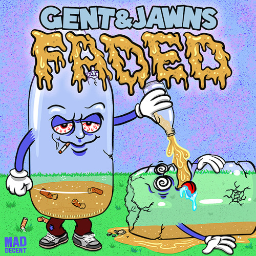Gent & Jawns - Faded EP (Minimix) [Out 7/22 on Mad Decent]