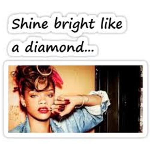 Rihanna - Shine bright like a diamond ( Vj Salute Reggae edit )