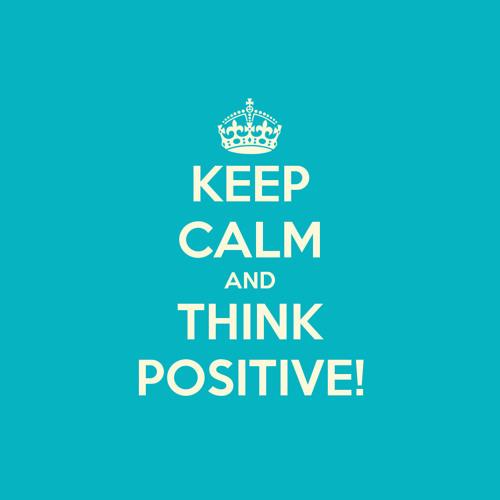 Como pensar positivamente em um mundo negativo