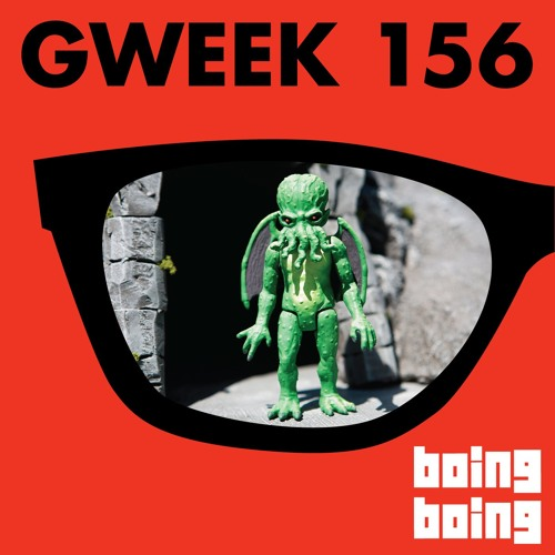 Gweek 156: WARPO Toys' Legends of Cthulhu