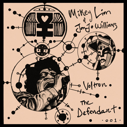 [DH001] Mikey Lion & Jonjo Williams - Voltron / The Defendant EP