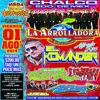 La Arrolladora y El Komander en Mega Espectáculos Carma de Chalco. Viernes 1 de agosto '14 Portada del disco