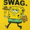 Ripped-Pants Cover (SpongeBob)