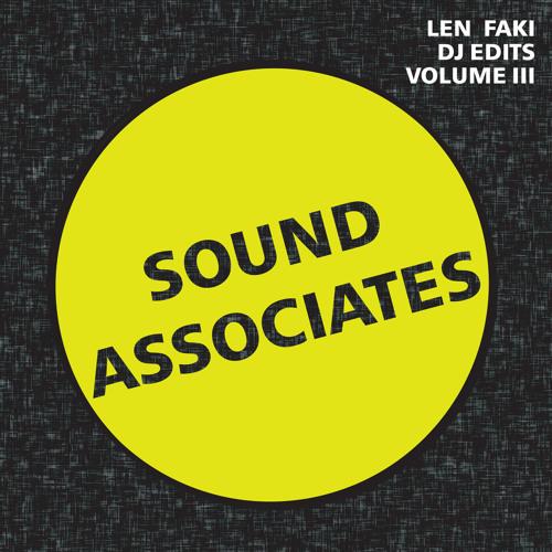 Figure 57 - Len Faki - DJ Edits Volume 3