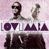 Lovumba Remix - Daddy Yankee ft. Don Omar Portada del disco