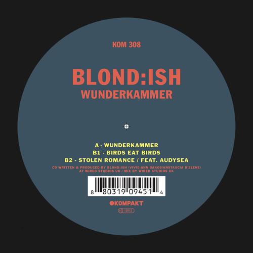BLOND:ISH - Stolen Romance (feat. Audysea) (Clip)