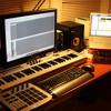 messing around with fl studio
