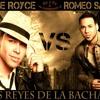 Prince Royce Vs Romeo Santos Portada del disco