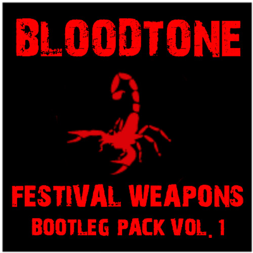 Festival Weapons Bootleg Pack Vol. 1