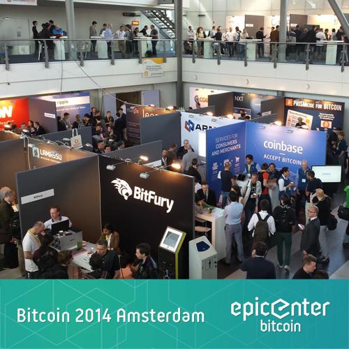 Bitcoin 2014 Amsterdam - With Jon Matonis, Marc Barach, JF Gallas, Radko Albrecht & Brian Armstrong