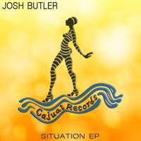 Josh Butler Be True Artwork