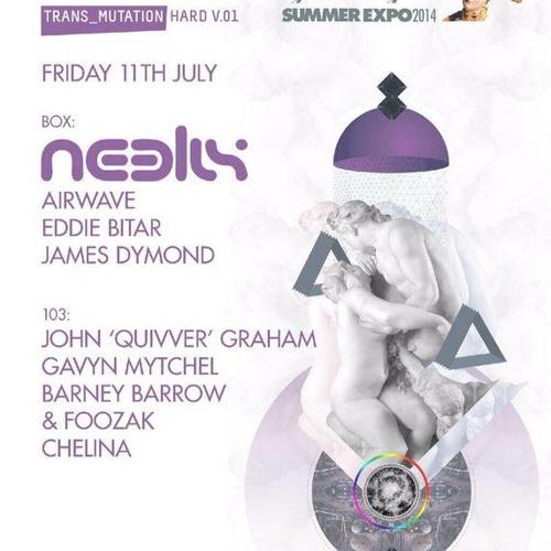 James Dymond - Live @ Ministry Of Sound Club, London (11.07.14)