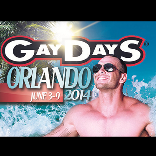 GAY DAYS ORLANDO (2014) LIVE @ Double Tree Hotel Main Pool Party (DJ JALIL Z) - PART 1