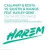 Callaway & Rosta Vs. Faustix & Imanos Ft. Hayley Gene - Say What You Want (Dean Cohen Rmx) *Preview*