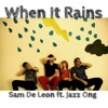 Paramore - When It Rains (Acoustic Cover) Sam De Leon ft. Jazz Ong