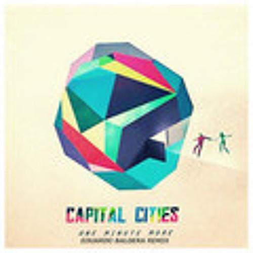 Capital Cities - One Minute More (Eduardo Baldera Remix) [DRmusic Exclusive]