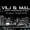 Vili & Mali Deep Progressive Mix...in radio Deep House Parade.
