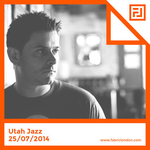 Utah Jazz - Fabric Live Promo Mix (July 2014)