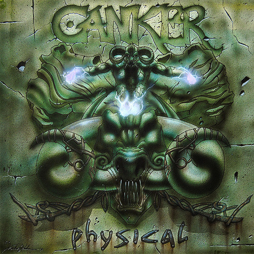 CANKER - Inquisition