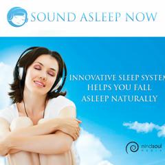 Sleep Music with Gentle Rain and Isochronic Tones