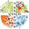 "LA PRIMAVERA (Concerto in Mi maggiore) known as ""Spring"" in The Four Seasons by Antonio Vivaldi - string quartet by Irsal, Valisa, Shasha, Koko"