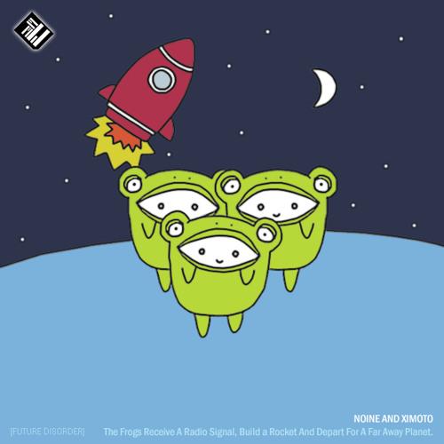 Noine & Ximoto - T.F.R.A.R.S.B.A.R.A.D.F.A.F.A.P EP [FDR-Ex 007]