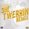 Kyd Ayo - She Twerkin' ( Cash Out - She Twerkin Remix)