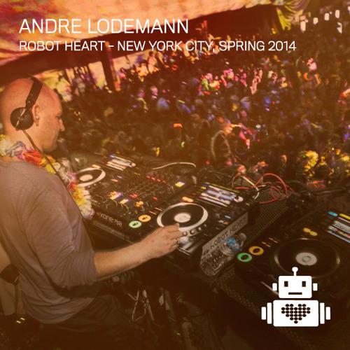 Andre Lodemann - Robot Heart - Spring - NYC -2014